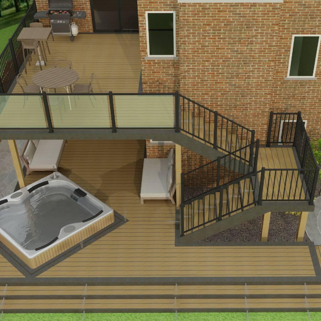 3D Renderings & Permit Plans